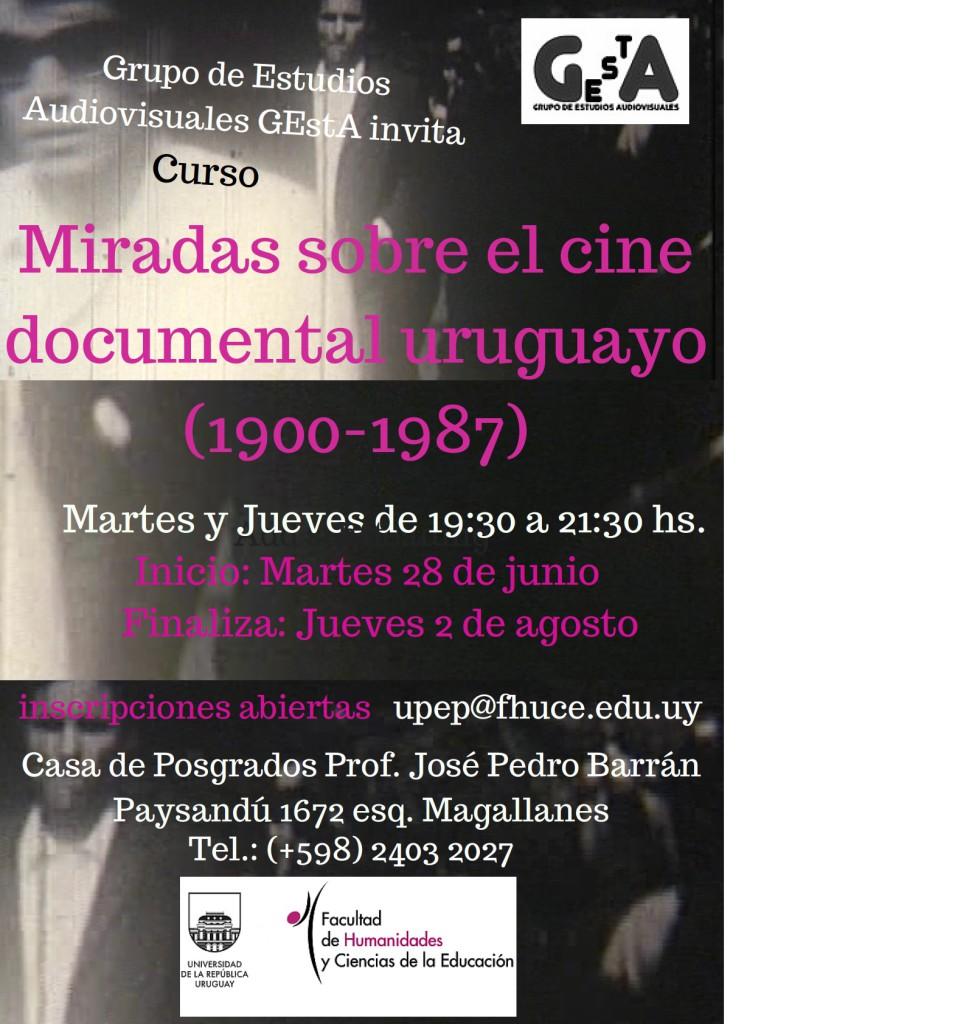 Miradas sobre el cine documental uruguayo